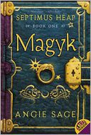 Magyk (Septimus Heap Series #1) by Angie Sage: Book Cover