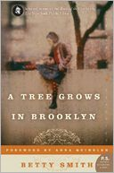 A Tree Grows in Brooklyn by Betty Smith: Book Cover