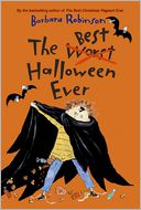 The Best Halloween Ever by Barbara Robinson: Book Cover