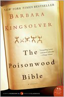 The Poisonwood Bible by Barbara Kingsolver: Book Cover