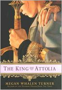The King of Attolia (The Queen's Thief Series #3) by Megan Whalen Turner: Book Cover