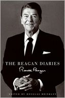 The Reagan Diaries by Ronald Reagan: Book Cover