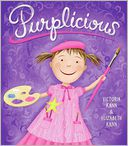 Purplicious by Victoria Kann: Book Cover