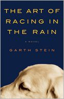 The Art of Racing in the Rain by Garth Stein: Book Cover