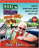More Diners, Drive-ins and Dives by Guy Fieri: Book Cover
