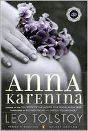 Anna Karenina (Pevear/Volokhonsky Translation) by Leo Tolstoy: Book Cover