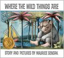 Where the Wild Things Are by Maurice Sendak: Book Cover