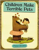 Children Make Terrible Pets by Peter Brown: Book Cover