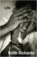 Life by Keith Richards: Book Cover