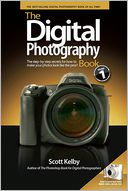 The Digital Photography Book, Volume 1 by Scott Kelby: Book Cover