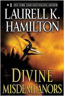Divine Misdemeanors (Meredith Gentry Series #8) by Laurell K. Hamilton: Book Cover