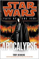 Star Wars Fate of the Jedi #9 by Troy Denning: Book Cover