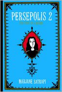 Persepolis 2 by Marjane Satrapi: Book Cover