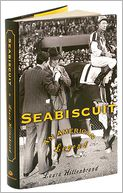 Seabiscuit by Laura Hillenbrand: Book Cover