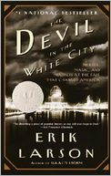 The Devil in the White City by Erik Larson: Book Cover