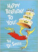 Happy Birthday to You! by Dr. Seuss: Book Cover