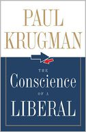 The Conscience of a Liberal by Paul Krugman: Book Cover