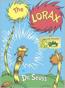 The Lorax by Dr. Seuss: Book Cover