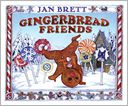 Gingerbread Friends by Jan Brett: Book Cover