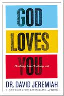 God Loves You by David Jeremiah: Book Cover