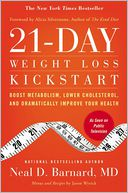 21-Day Weight Loss Kickstart by Neal Barnard: Book Cover