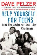 Help Yourself for Teens by Dave Pelzer: Book Cover