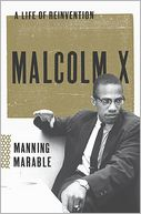 Malcolm X by Manning Marable: Book Cover