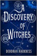 A Discovery of Witches (All Souls Trilogy #1) by Deborah Harkness: Book Cover