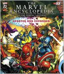 The Marvel Encyclopedia Updated and Expanded by DK Publishing: Book Cover