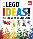 The LEGO Ideas Book by Dorling Kindersley Publishing Staff: Book Cover