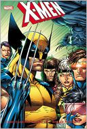X-Men by Chris Claremont & Jim Lee Omnibus - Volume 2 by Chris Claremont: Book Cover