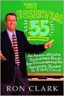 The Essential 55 by Ron Clark: Book Cover