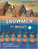 Snowmen at Night by Caralyn Buehner: Book Cover