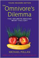 The Omnivore's Dilemma by Michael Pollan: Book Cover