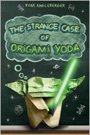 The Strange Case of Origami Yoda (Origami Yoda Series #1) by Tom Angleberger: Book Cover