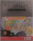 State Series Quarters 1999-2009 Collectors Map (Gray Fold) by H. E. Harris: Book Cover