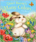 Quiet Bunny's Many Colors by Lisa McCue: Book Cover