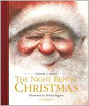 The Night Before Christmas (Sterling Illustrated Classics Series) by Clement C. Moore: Book Cover