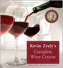Kevin Zraly's Complete Wine Course by Kevin Zraly: Book Cover