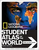 National Geographic Student Atlas of the World by National Geographic: Book Cover