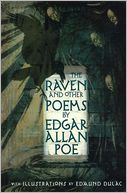 The Raven and Other Poems (Fall River Press Edition) by Edgar Allan Poe: Book Cover