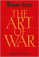 The Art of War by Sun Tzu: Book Cover