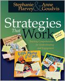 Strategies That Work by Stephanie Harvey: Book Cover