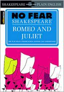Romeo and Juliet (No Fear Shakespeare) by SparkNotes Editors: Book Cover