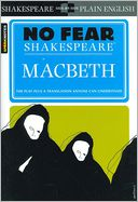 Macbeth (No Fear Shakespeare Series) by SparkNotes Editors: Book Cover