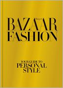 Harper's Bazaar Fashion by Lisa Armstrong: Book Cover