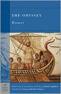 Odyssey (Barnes & Noble Classics Series) by Homer: Book Cover