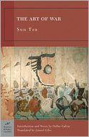 The Art of War (Barnes & Noble Classics Series) by Sun Tzu: Book Cover