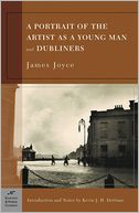 Portrait of the Artist as a Young Man and Dubliners (Barnes & Noble Classics Series) by James Joyce: Book Cover