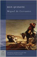Don Quixote (Barnes & Noble Classics Series) by Miguel de Cervantes: Book Cover